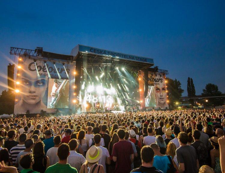 clanek_Dejte šanci neznámým jménům, vyzývá ředitelka Colours of Ostrava Zlata Holušová