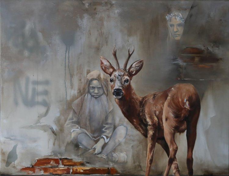 clanek_Díla předních umělců současné výtvarné scény na výstavě Léto s Mánesem
