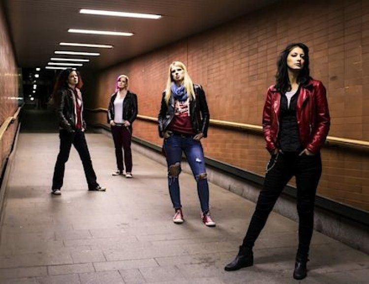 clanek_The Agony: Chceme být nejlepší ženská kapela u nás