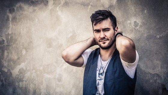 clanek_Zpěvák Marek Ztracený: Hodlám lidi nakazit štěstím
