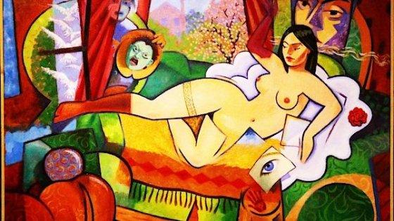 clanek_Současné britské umění hodně čerpá z klasiků