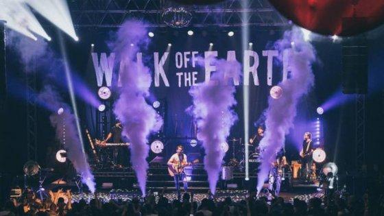 clanek_Kanadští Walk Off The Earth rozjeli v pražské Lucerně svou pověstnou show