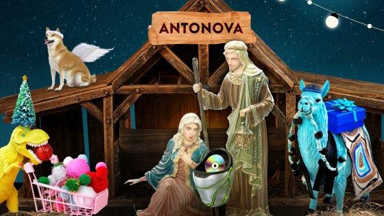 clanek_Letos se bude u stromečku tančit, říká hudební duo Antonova