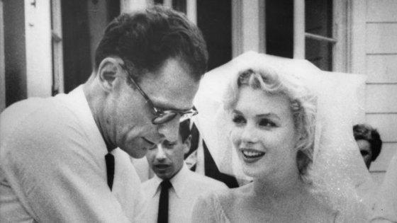 clanek_Univerzita získá archiv Arthura Millera. Psal o výslechu kvůli komunismu i pohřbu Marilyn Monroe