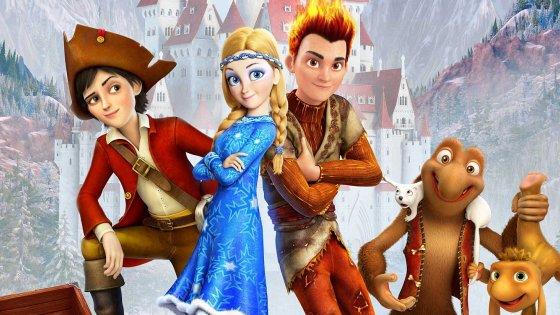 clanek_Sněhová královna: Tajemství ohně a ledu